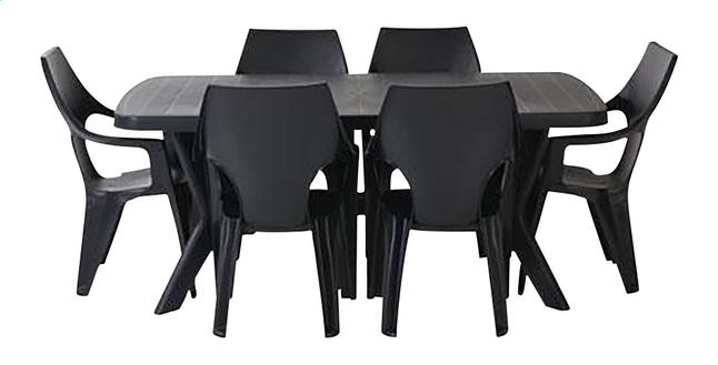table de jardin new york allibert