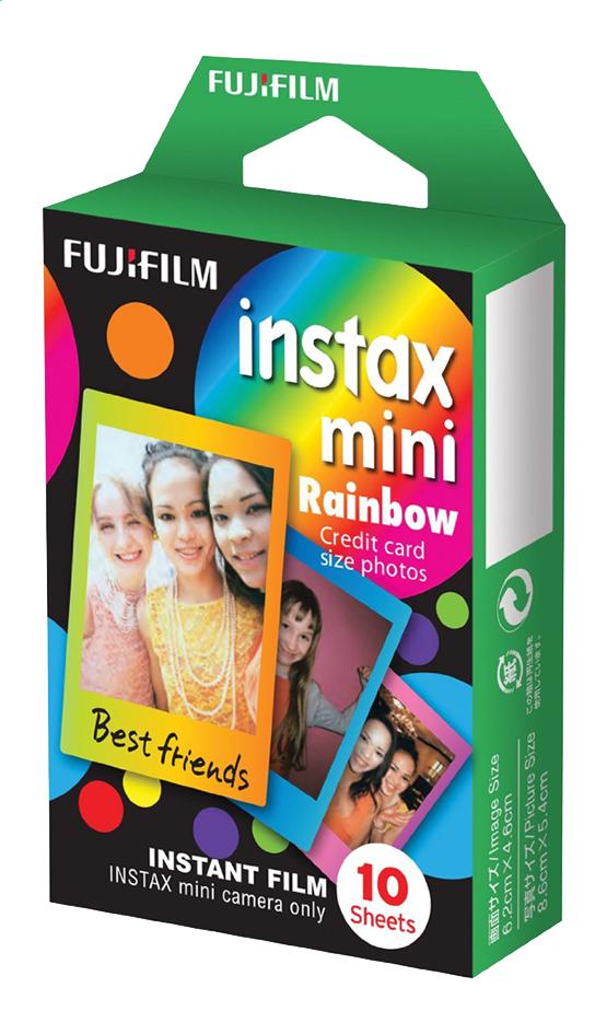 Fujifilm rainbow Instax mini 10