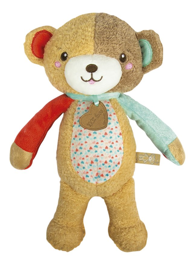 Afbeelding van Clementoni muzikale knuffel Love Me Bear 32 cm from DreamLand