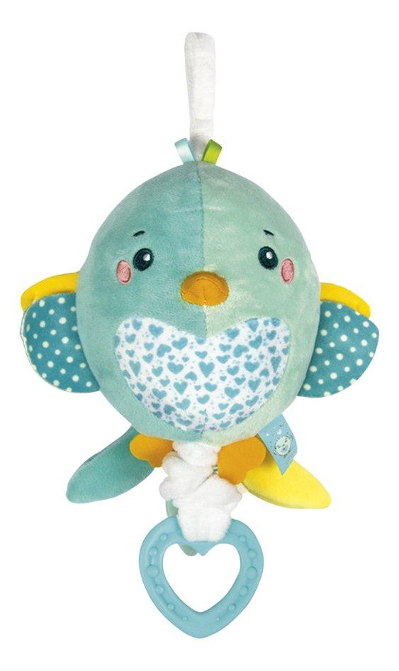 Afbeelding van baby Clementoni muzikale knuffel Soft Bird 22 cm from DreamLand