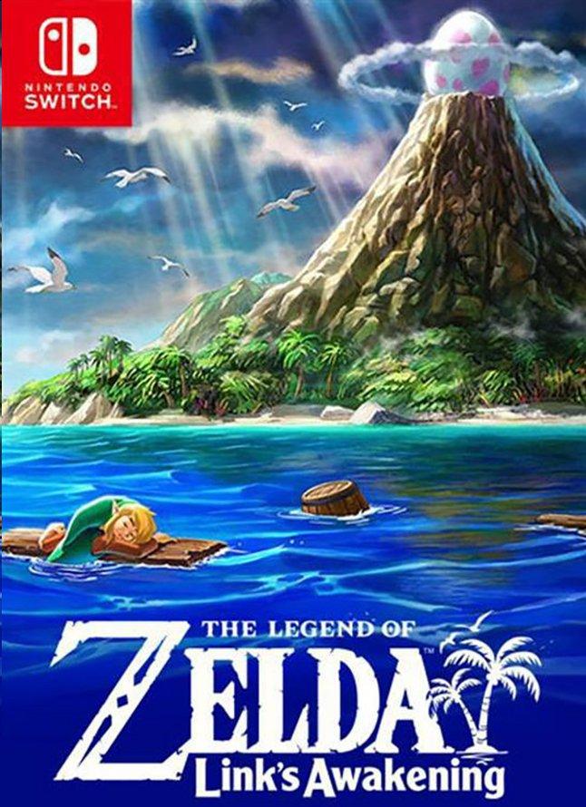 Afbeelding van Nintendo Switch The Legend of Zelda: Link's Awakening ENG from DreamLand