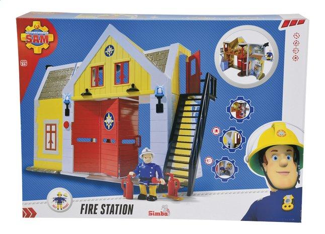 Afbeelding van Set Brandweerman Sam Fire Station from DreamLand