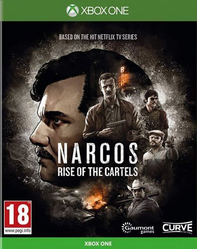Xbox One Narcos Rise of The Cartels ENG/FR