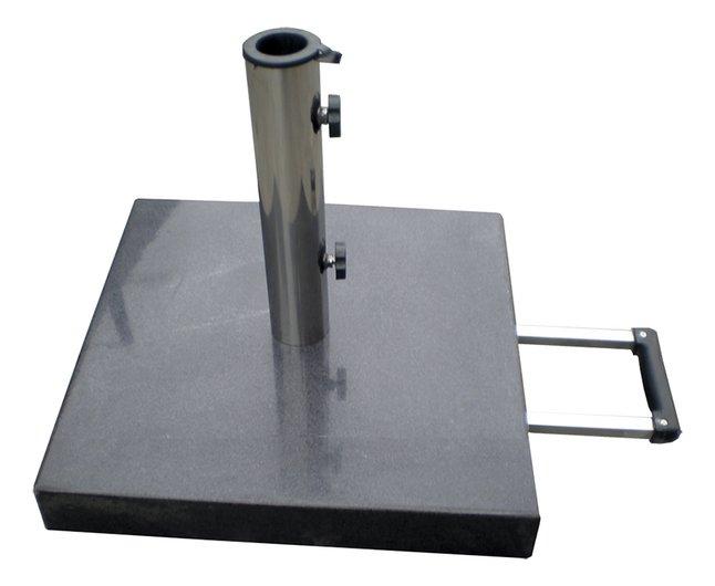Image pour Pied de parasol en granit 44 kg à partir de DreamLand