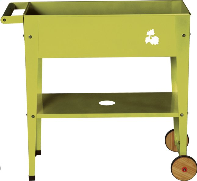 Image pour Table de rempotage Trolley 75 x 35 cm lime à partir de DreamLand
