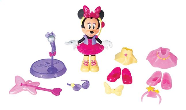 Figurine Minnie Fashionista Pop Star