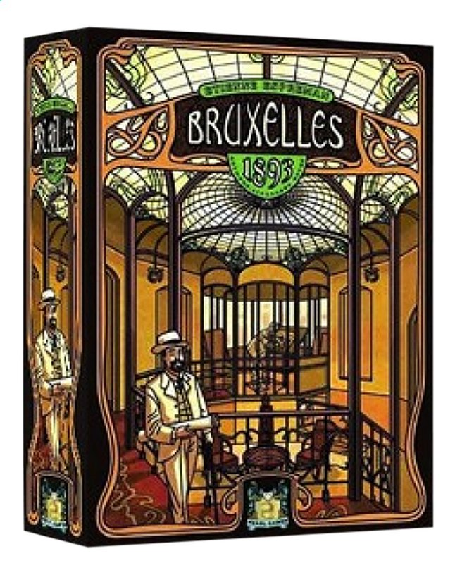 Afbeelding van Bruxelles 1893 from DreamLand