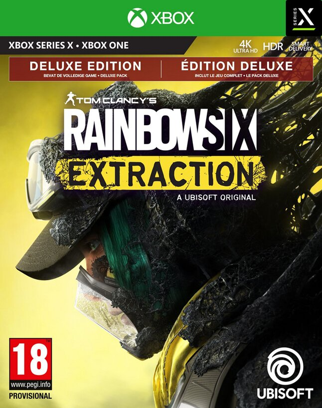 Xbox Rainbow Six Extraction Deluxe Edition FR/ANG