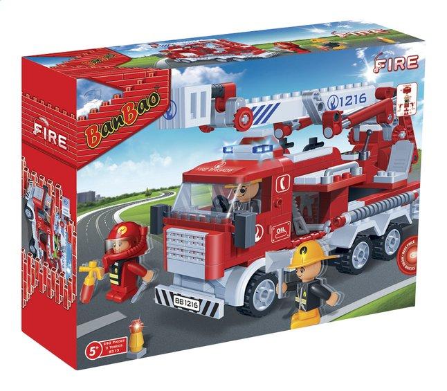 Image pour BanBao Fire 8313 Camion de pompiers à partir de DreamLand