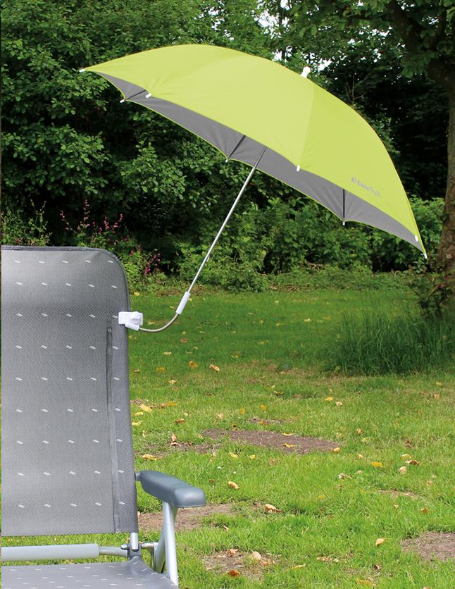 EuroTrail parasol voor kampeerstoel