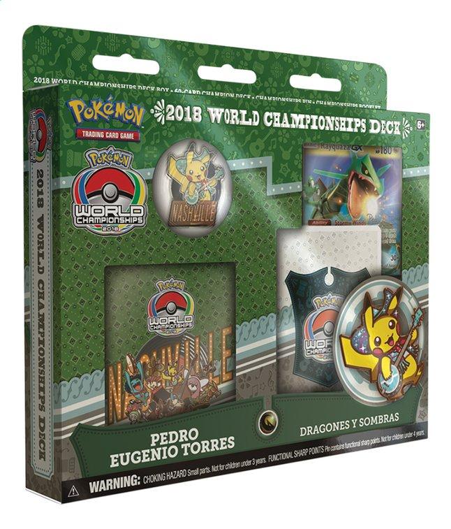 Afbeelding van Pokémon Trading Cards 2018 World Championships Deck - Pedro Eugenio from DreamLand