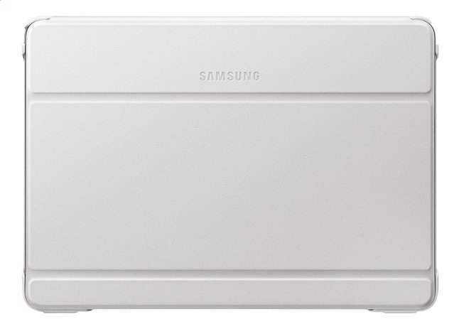 Afbeelding van Samsung bookcover voor Galaxy Tab E wit from DreamLand
