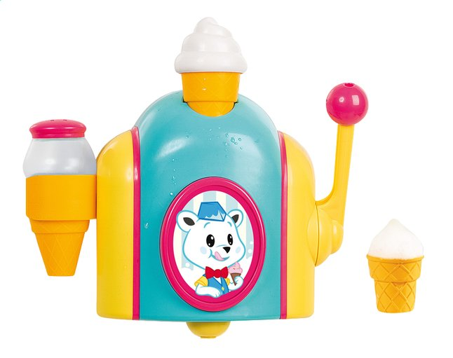 Image pour Tomy jouet de bain Bath Foam Cone Factory à partir de DreamLand