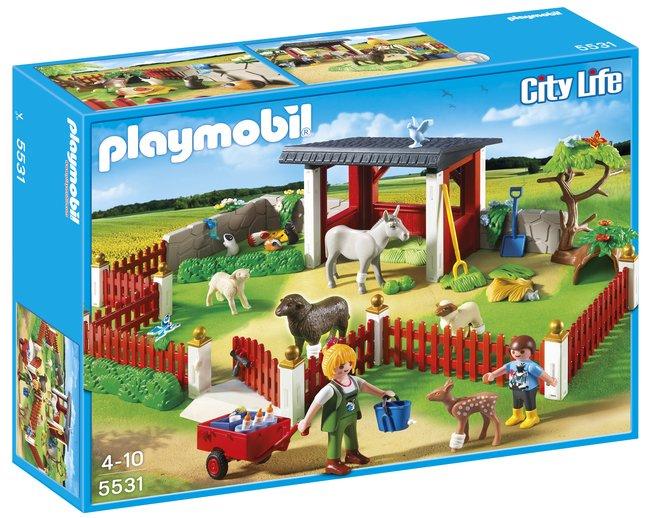 Image pour Playmobil City Life 5531 Centre de convalescence pour animaux à partir de DreamLand