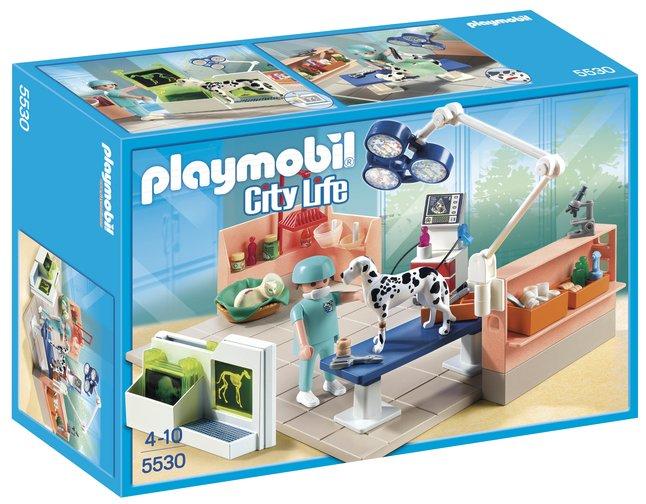 Afbeelding van Playmobil City Life 5530 Operatiekwartier from DreamLand