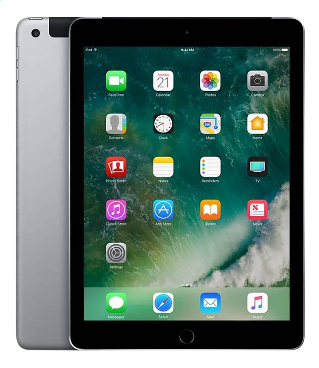 Afbeelding van Apple iPad Wi-Fi + cellular 128 GB space grey from DreamLand