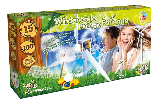 Science4you ECO Science - Windenergie