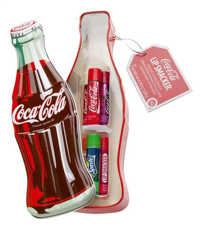 Afbeelding van Coca-Cola Lip Smacker Vintage bottle - 6 lipsticks from DreamLand