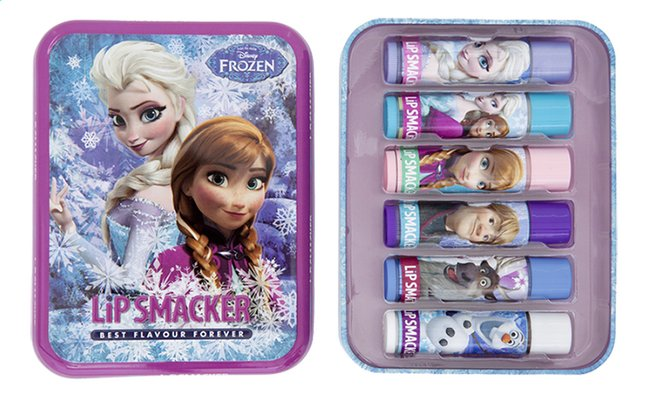 Disney Frozen Lip Smacker - 6 lipsticks