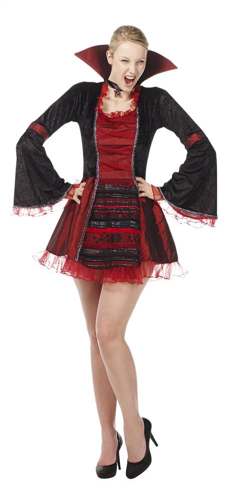 Afbeelding van Verkleedpak vampier rood maat 38 from DreamLand
