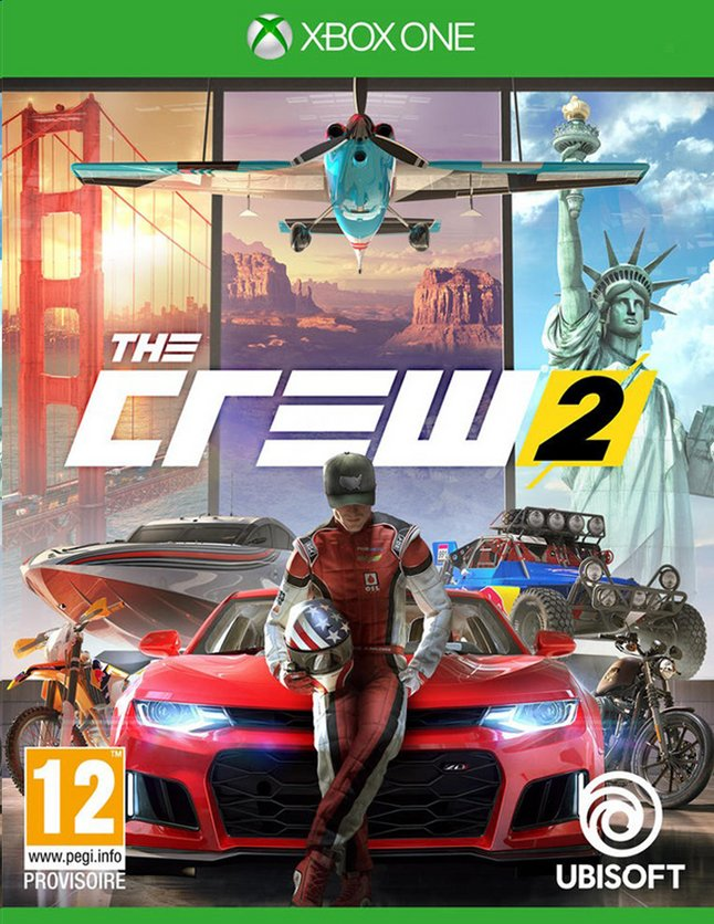 Afbeelding van XBOX One The Crew 2 ENG/FR from DreamLand