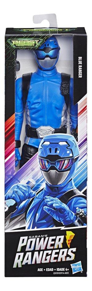 Actiefiguur Power Rangers Beast Morphers - Blue Ranger