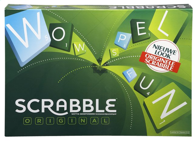 Afbeelding van Scrabble Original from DreamLand