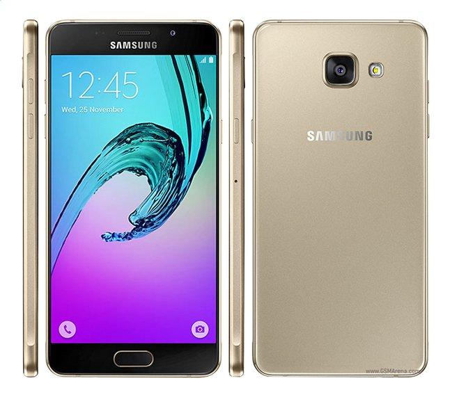 Image pour Samsung smartphone Galaxy A3 version 2016 or à partir de DreamLand
