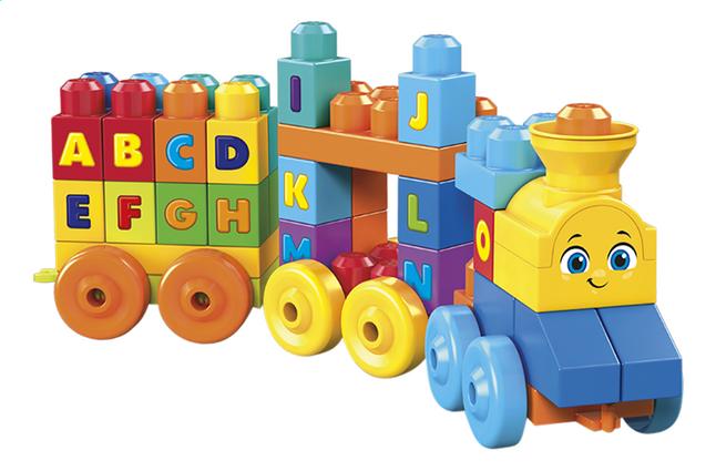 Mega Bloks ABC Train musical
