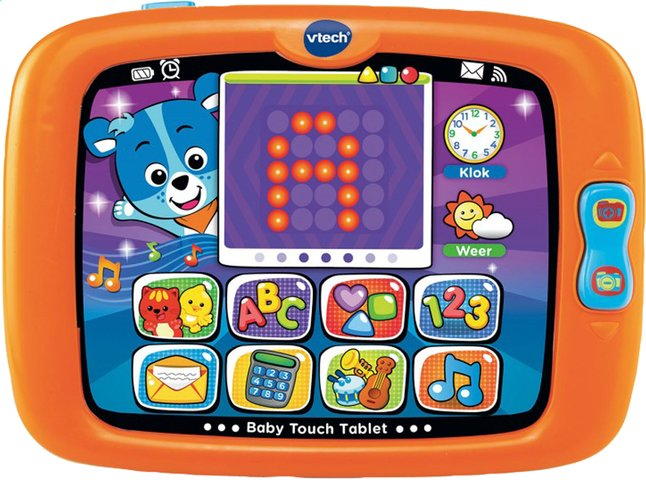 Afbeelding van VTech Tablet Baby Touch Tablet from DreamLand