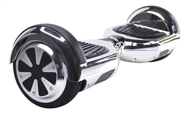 Afbeelding van Symex Hoverboard Balance Scooter zilver from DreamLand