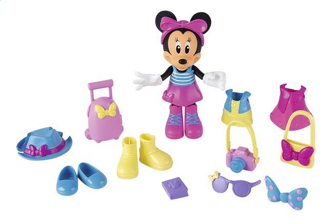 Figurine Minnie Fashionista Voyage