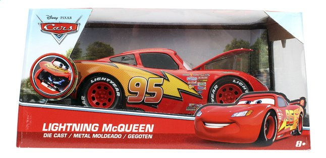 Auto Disney Cars Lightning Mcqueen Dreamland