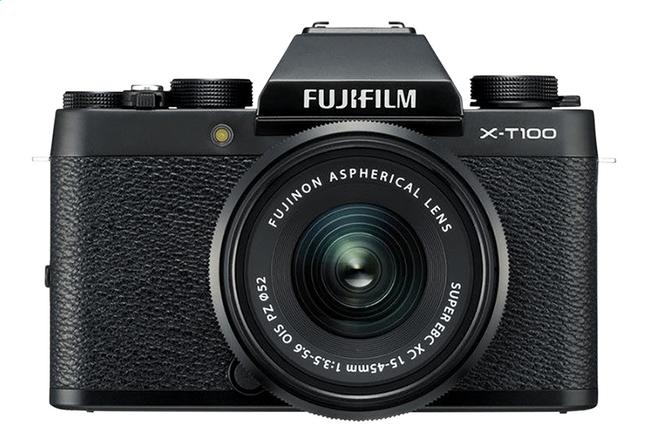 Afbeelding van Fujifilm fototoestel X-T100 + XC15-45mm zwart from DreamLand