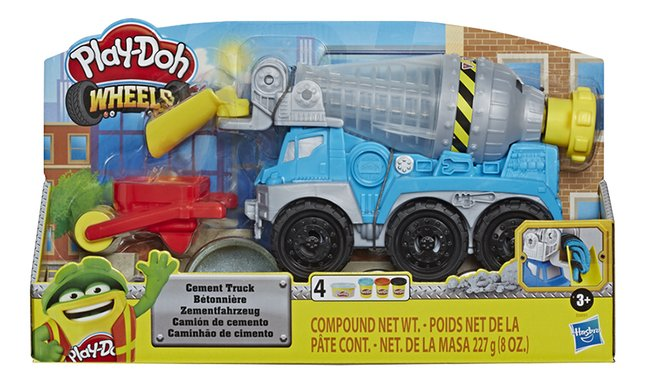 Play-Doh Wheels Betonwagen