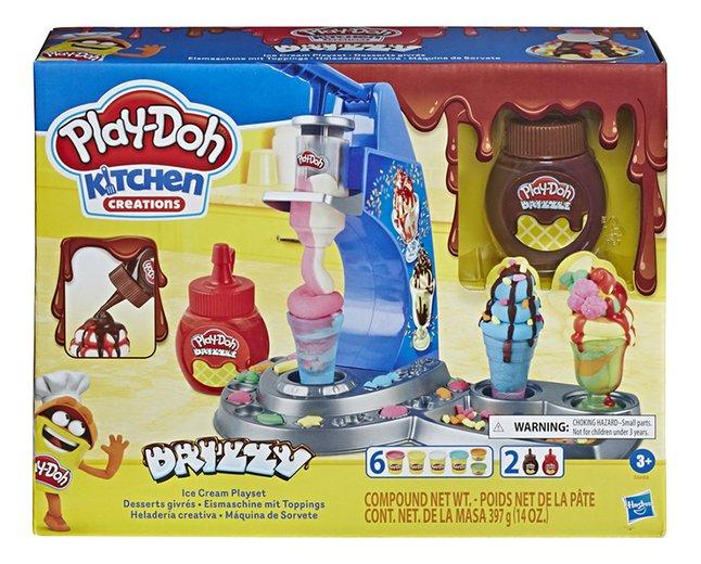 Play-Doh Kitchen Creations Desserts givrés
