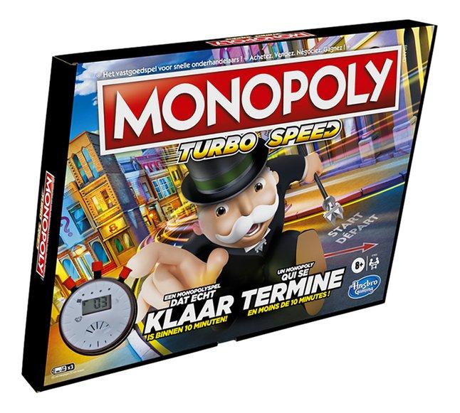 Monopoly Turbo Speed