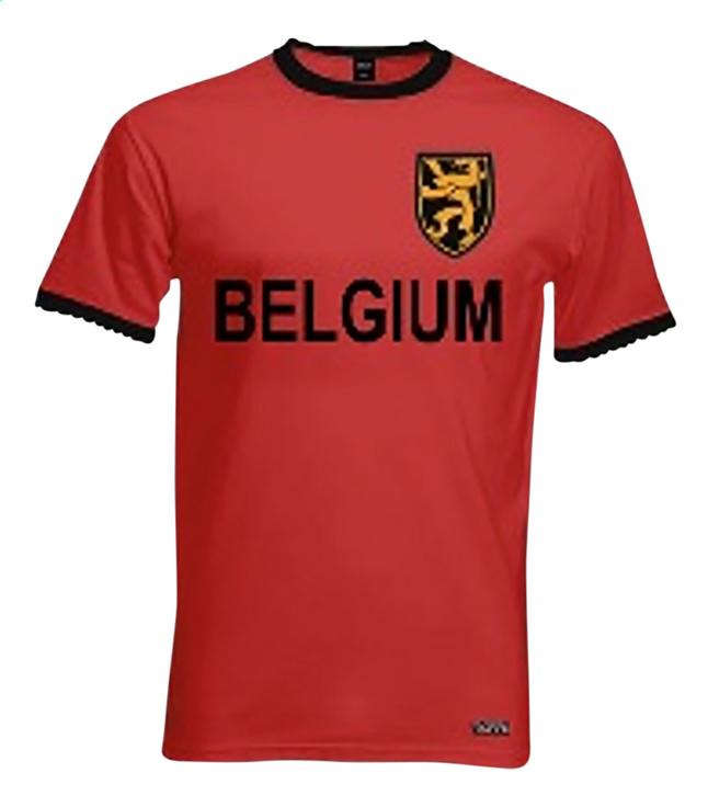 Afbeelding van Voetbalshirt België retro from DreamLand