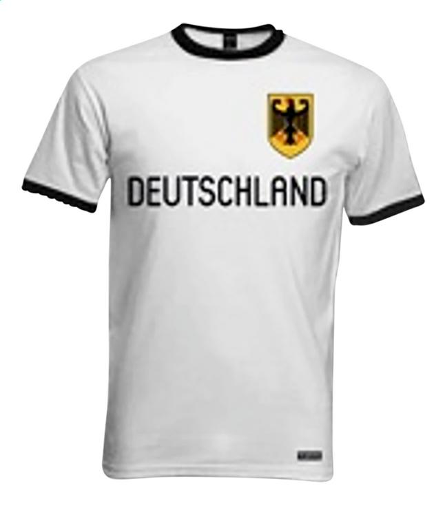 Afbeelding van Voetbalshirt Duitsland retro from DreamLand