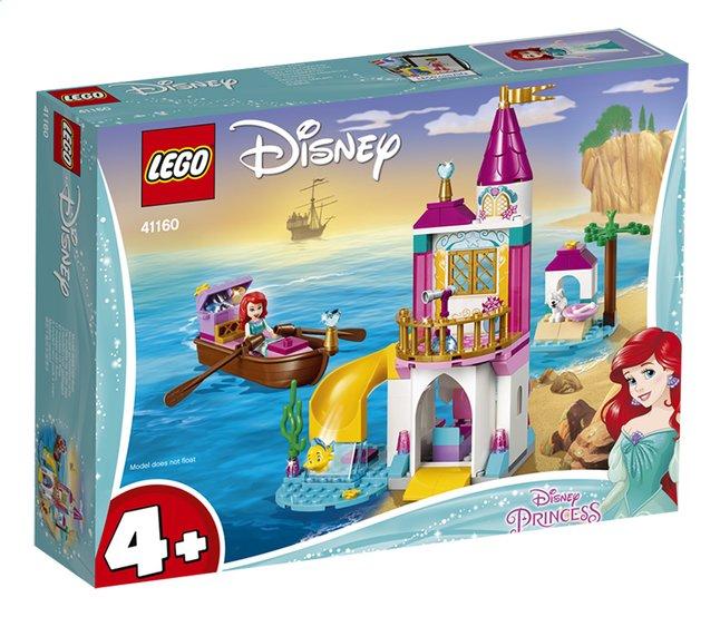 Mer Disney Le De Bord Lego Château D'ariel Princess En 41160 8knO0PXw