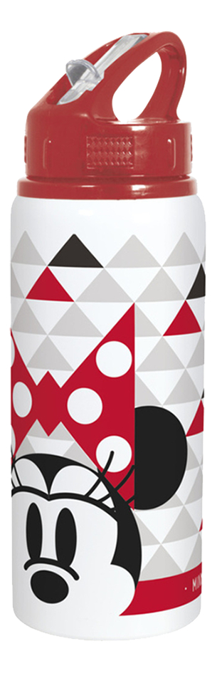 Afbeelding van Drinkfles Minnie Mouse rood 600 ml from DreamLand