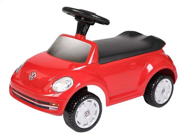 Afbeelding van Loopwagen Volkswagen Beetle rood from DreamLand