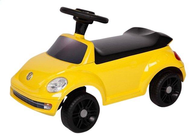 Afbeelding van Loopwagen Volkswagen Beetle geel from DreamLand