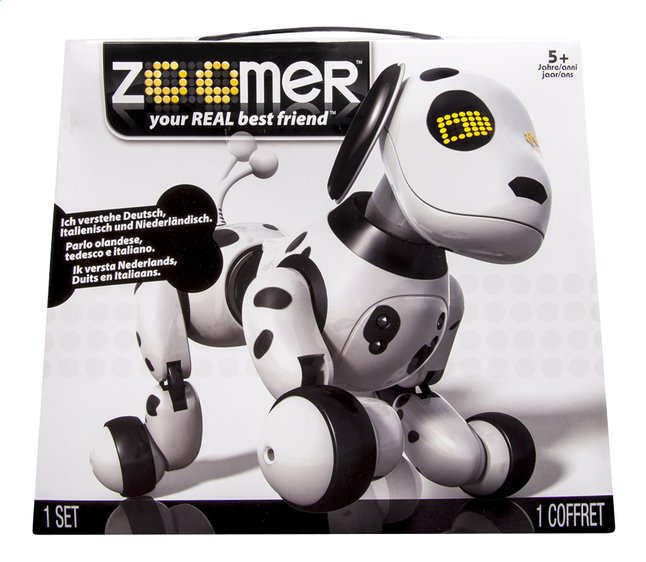 Afbeelding van Spin Master Robot Zoomer Dalmatian 2.0 from DreamLand