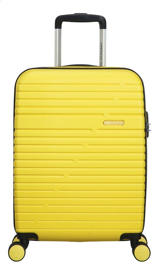 Afbeelding van American Tourister harde reistrolley Aero Racer Spinner Lemon Yellow from DreamLand