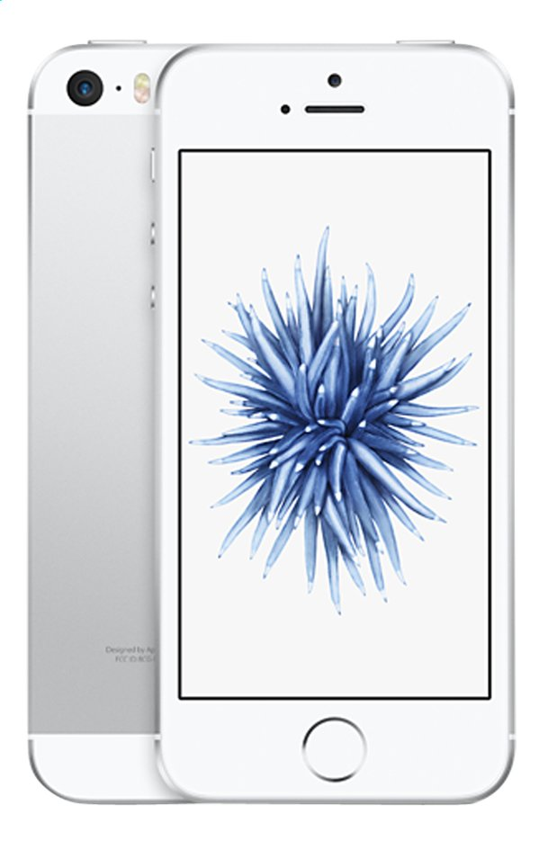 Afbeelding van Apple iPhone SE 16 GB zilver from DreamLand
