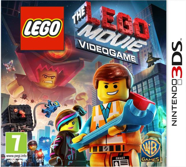 Image pour Nintendo 3DS LEGO: The LEGO Movie Videogame FR à partir de DreamLand
