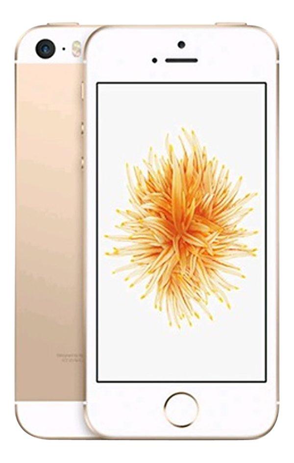 Afbeelding van Apple iPhone SE 64 GB goud from DreamLand