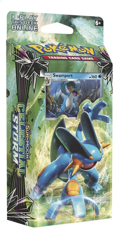 Afbeelding van Asmodee Pokémon Trading Cards Ex Sun & Moon 7 Celestial Storm starter Swampert from DreamLand