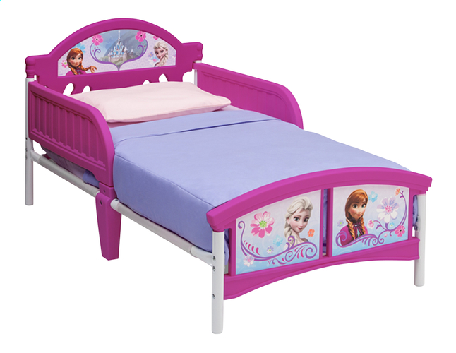 lit pour tout petit disney la reine des neiges dreamland. Black Bedroom Furniture Sets. Home Design Ideas